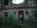 Pozostałości po pałacyku Guderiana-tyle pozostało resztę strawił pożar i czas.