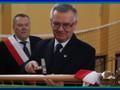 Prezes Kaliskiego Okręgu Pan Wojciech Zuszek.