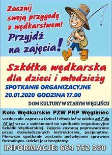 Plakat Szkółka