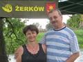 Jedyna para małżeńska  - Danka i Wojtek Waszakowie … i szóste miejsce.