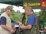 Zwycięzca w kategorii seniorów: Leszek Skiba.