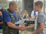 Norbert Skiba zdobył I miejsce w kategorii juniorów.