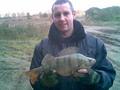 Ryba została złowiona w październiku 2007r. na gliniankach w Sierosławiu przez kol. Piotra Behra Ryba mierzyła 48cm przy wadze 1,8kg