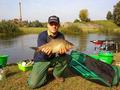 Leszcz został złowiony we wrześniu 2010 r. na rzece Cybina (na Kanale Ulgi) metodą skróconego zestawu przez kol. Roberta Płótniaka, przynętą była jedna pinka. Ryba ważyła 1,9kg