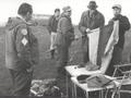 Przygotowanie do zawodów Cedzyna 1987