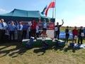 Najlepsze zawodniczki XXXI Mistrzostw Polski Kobiet w dyscyplinie spławikowej, Oświęcim, Kanał Dwory, 7 sierpnia 2016 r.