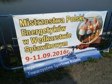 Mistrzostwa Polski Energetyków w Wędkarstwie Spławikowym Rybnik 911092016 r łowisko licencyjne Rybnik