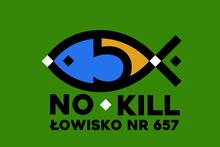 Logo łowiska Nr 657 Ostróg Staw Nr 5  NO KILL