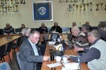 Kwietniowe posiedzenie Prezydium Zarządu Okręgu PZW w Katowicach