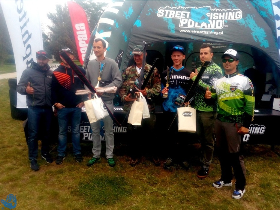 Najlepsi zawodnicy STREET FISHING EXTREME MARATON 2017 – WROCŁAW<br /><i>autor: Roman Paradowski</i>