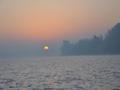 Październikowy wschód słońca 2012