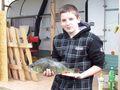 27 kwiecień 2010, Buków, godz.14.20 - 43cm - waga1.15kg