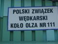 Kolo PZW nr 111 Olza