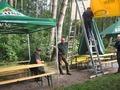 """Klub wedkarstwa sportowego """"SALMO"""" w Kolobrzegu."""