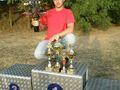 Łukasz Brąclik - zwycięzca GPP 2009 w kat U22