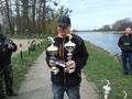 Zwycięzca rankingu z poprzedniego roku zaczął od zwycięstwa i zdobył po raz drugi z rzędu puchar przechodni.