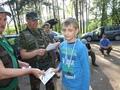 Srebrny medal zdobył Piotr Wojciechowski.