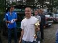 Wicemistrzem został Marcin Olczak i powtórzył sukces z poprzedniego roku.
