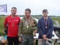 od lewej Artur Maziarz, Kamil Skwarzyński, Grzegorz Szcześniak