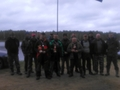 Zdjęcie grupowe uczestników zawodów