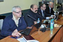 Posiedzenie władz Okręgu � Luty 2015