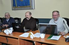 Posiedzenie Prezydium Zarządu Okręgu PZW w Katowicach