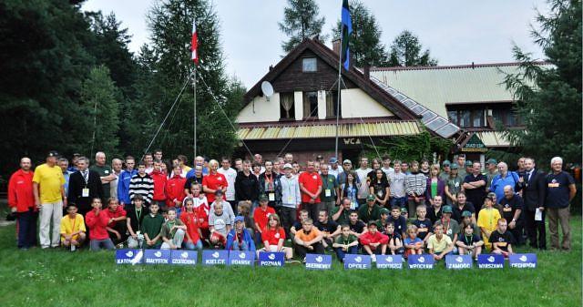 II Ogólnopolska Olimpiada Młodzieży w Sportach Wędkarskich