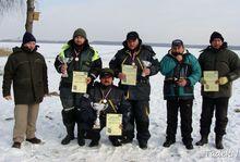 Indywidualne Mistrzostwa Okręgu w Dyscyplinie Podlodowej