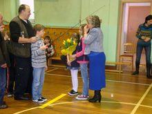Pokaz Dyscypliny Rzutowej w Szkole Podstawowej