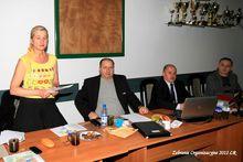 Spotkanie Opiekunów Młodzieży Kół PZW Okręgu Katowice 2012