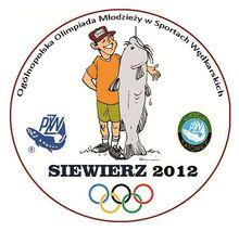 Ogólnopolskia Olimpiada Młodzieży w Sportach Wędkarskich