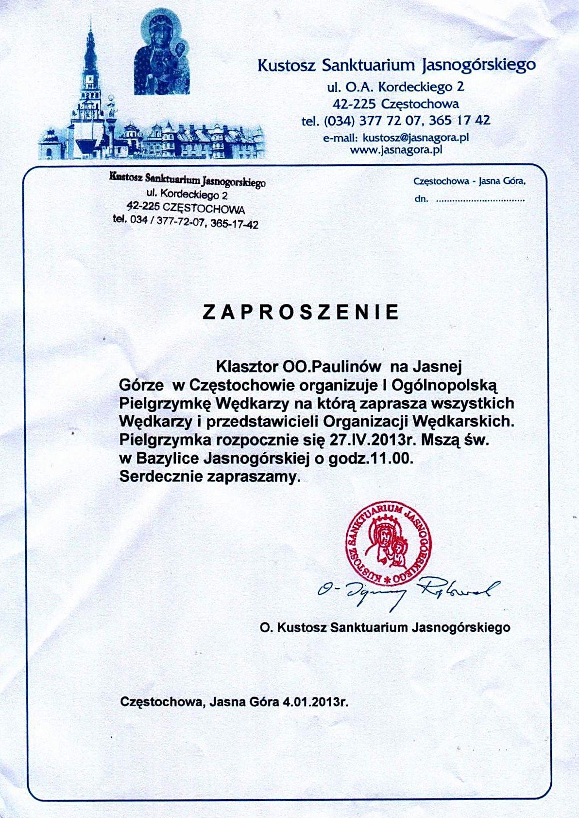 Polski Związek Wędkarski Okręg W Poznaniu