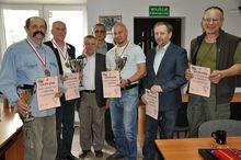 Wręczenie Pucharów II Morskich Mistrzostw Okręgu