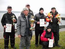 IV Spinningowe Zawody Wędkarskie o Puchar Rybnika 2013