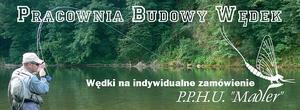 Fly fishing rods atelier - ZDZISŁAW CZEKAŁA