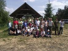 uczestnicy zawodów o Puchar Wójta Gminy Szczaniec  11062011