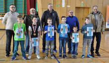 Zwycięzcy w kategorii Kadet Młodszy