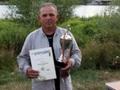 Zdobywca III-go miejsca Spinningowych Mistrzostw Okręgu 2009 r. kol. Maciek Miernik.