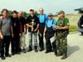 Zwycięzka drużyna z kola Bartek w Zagnańsku