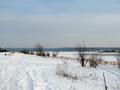 Widok od strony mostu w Stykowie