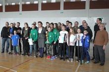 Zdjęcie uczestników zawodów w Brodach