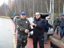 Jacek Kawalec  zwycięzca zawodów