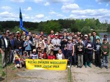 Zawody wędkarskie o Mistrzostwo Szkoły w 2009 r