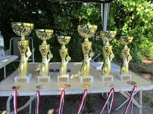 XIV Mistrzostwa Szkoły Podstawowej Nr 3 w Pile w Wędkarstwie Spławikowym