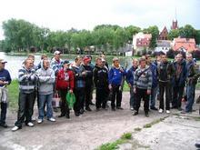 XIII Zawody Wędkarskie Młodzieży Szkół Podstawowych i Gimnazjów Regionu Nadnoteckiego  Próchnówek 2009