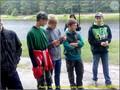 Szkolna sekcja wędkarska HACZYK przy Zespole Szkół w Giedlarowej