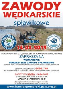 Zawody Spławikowe 20180414