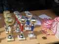 Puchary dla zwycięzców i medale dla wszystkich