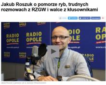 Wywiad o problemach zbiornika Otmuchów
