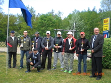 Spławikowe Mistrzostwa Okręgu Nadnoteckiego w kat Seniorów